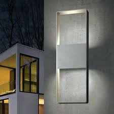 modern outdoor sconces. Modern Outdoor Sconces Outside Wall Lights Mesmerizing Sconce Lighting Fanciful G