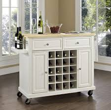 Kitchen Cabinet With Wheels Marvelous Kitchen Island On Wheels Brass Marvelous Silver Modern