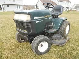craftsman garden tractor. Modren Craftsman REVIEW  1996 Craftsman 225HP 50 Throughout Garden Tractor R