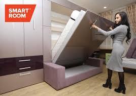 Шкафы кровати smart room получили диплом лучших товаров  Шкафы кровати smart room получили диплом 100 лучших товаров России