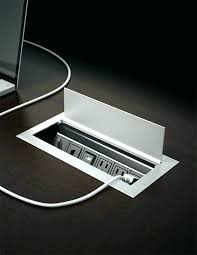 desk power outlet. Desk Power Outlet With 6 I