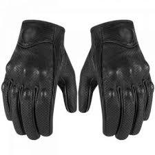 pagsusuri ng men s perforated leather motorcycle mesh gloves black windproof warm gloves m size intl pinakabago