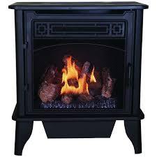 procom gas fireplace