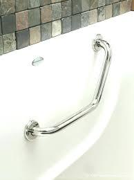bathtub grab bars bathtub grab bar cozy bathroom safety placement bars best bath height for bathtub