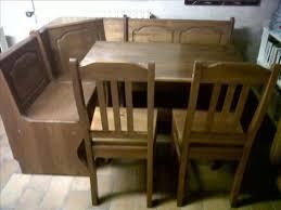 Table Cuisine Avec Banc D Angle 2 Chaises Buffet Heyrieux 38540