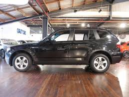 2007 BMW X3 2.5si 4WD, CRUISE CONTROL, ROOF RAIL   Used Car for ...