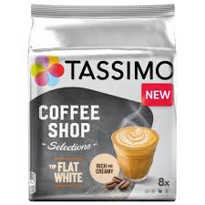 <b>Кофе</b> в капсулах <b>Tassimo Coffee</b> Shop Selections <b>Flat</b> White (8 капс.)