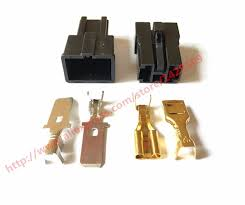 online buy wholesale speaker wire connectors from china speaker Speaker Wire Harness Male Female Plugs 10 set 2 pin female and male auto toyota map sensor connector battery speaker wire connector Automotive Wire Harness Plugs