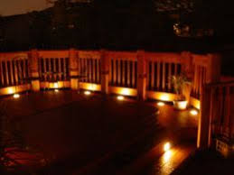 deck lighting ideas. low voltage deck lighting ideas