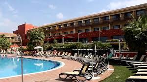 Hotel Costa Conil Hotelvideo Confortel Calas De Conil Costa De La Luz Conil De La