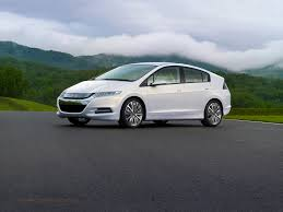 Honda Insight Tops Sales Chart In Japan First Hybrid Ever