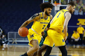 Get the latest news and information for the michigan wolverines. Michigan Wolverines Basketball Isaiah Livers Out Indefinitely