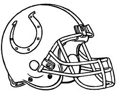 Nfl Football Helmet Coloring Pages Gallery Helmet Coloring Pages Nfl