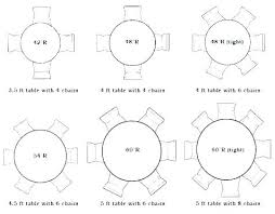 6 foot round tables table seating amazing wedding linens forward