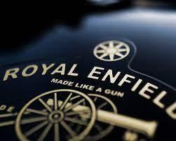 Royal ENfield, Royal Enfield logo ...
