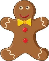 gingerbread man and woman. Modren And The Gingerbread Man With And Woman