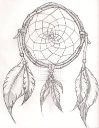 Pictures Of Dream Catchers To Draw Native American Dreamcatcher Tattoo Native American Dream Catcher 96