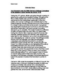 women s rights essay introduction dissertation conclusion high  complete essay on