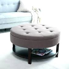 small gray ottoman coffee table black leather storage footstool storage ottoman coffee table target small