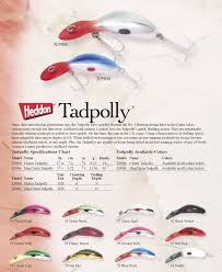 Heddon Color Chart Related Keywords Suggestions Heddon