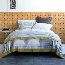 mid century modern duvet covers dr stripe ash duvet cover mid century modern bedding set