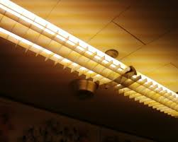 fluorescent light fixture decorative cover