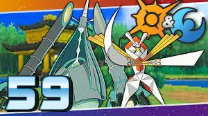 Pokémon Sun and Moon - Episode 59   UB-04 Kartana and Celesteela!   Pokemon  sun, Pokemon, Episode