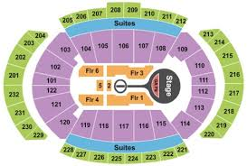 sprint center tickets seating charts and schedule in kansas