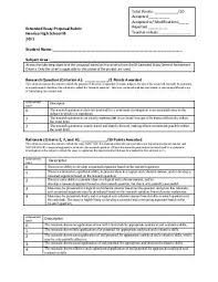 tok essay rubric holidays annotated bibliography  in class essay rubric