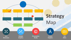 powerpoint map templates strategy map powerpoint template youtube