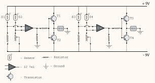 solar tracker circuit diagram the wiring diagram a sun energy world mridul the sun tracker reloaded circuit diagram