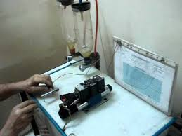 hydraulic proportional valve test bench hydraulic proportional valve test bench