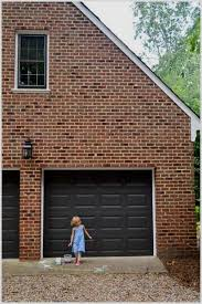 the secret to garage door color ideas for brick house of four simple tactics for garage