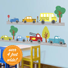 cars and trucks wall decals elitflat
