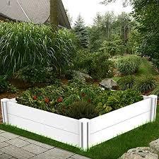 kdgarden 4 x4 raised garden bed