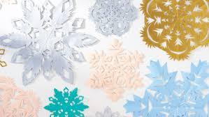 How to Make Paper <b>Snowflakes</b> | Martha Stewart