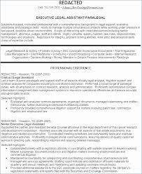 Paralegal Resume Skills New Entry Level Paralegal Resume Samples Fresh Paralegal Resume