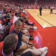 Premium Seating Houston Rockets