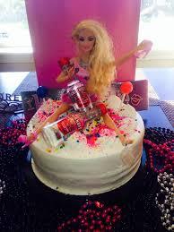 Drunk Barbie Cake Cakes Design