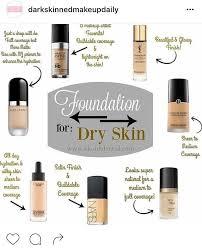 dry skin foundation foundation