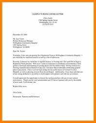 Cover Letter For Nursing Jobs Ideas Collection Resume 8 Sample Cover