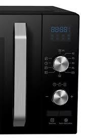 Lò vi sóng có nướng Hafele HW-F23B - 4 chức năng chính là nấu nướng hâm  nóng rã đôngcòn tích hợp menu với khả năng nấu ăn tự động rã đông thức