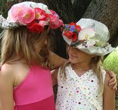 Paper Flower Hats 25 How To Make A Paper Hat Tutorials Tip Junkie