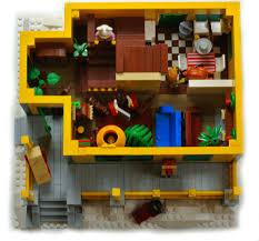 Lego Full House Lego Ideas The Lego Christmas Story House