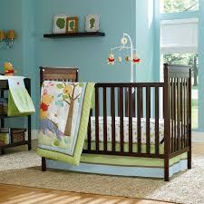 green nursery furniture. Brown Plush Rug Folding Hamper Green Wall Paint Color Modern Baby Nursery Furniture Mahogany Wood Drawer Dresser Animal Room Theme Ideas Vlue Y