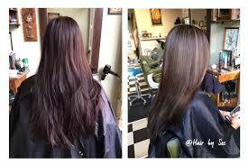 Balayage In Mijn Haar Door Hair By Sec Amsterdam Sunseeree