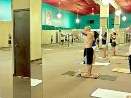 bikram hot yoga seacliff studio