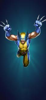 The Wolverine Marvel Artwork Cw Iphone ...