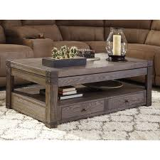awesome ashley furniture lift top coffee table of signature design by mestler brown rectangular cocktail