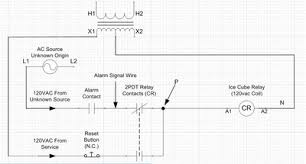 ice cube relay wiring diagram ice wiring diagrams